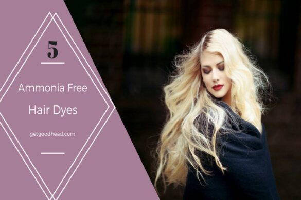 ammonia free hair dye