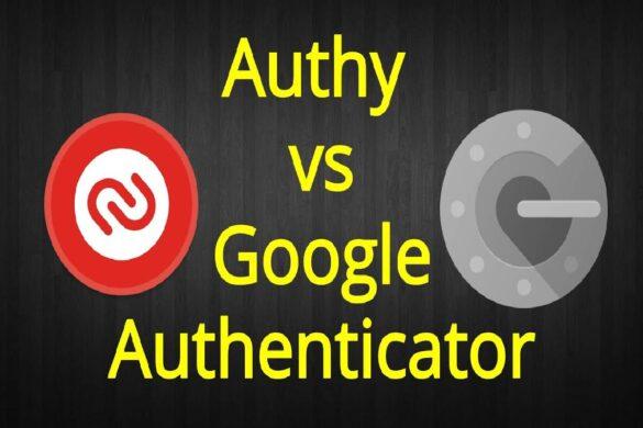 authy vs google authenticator