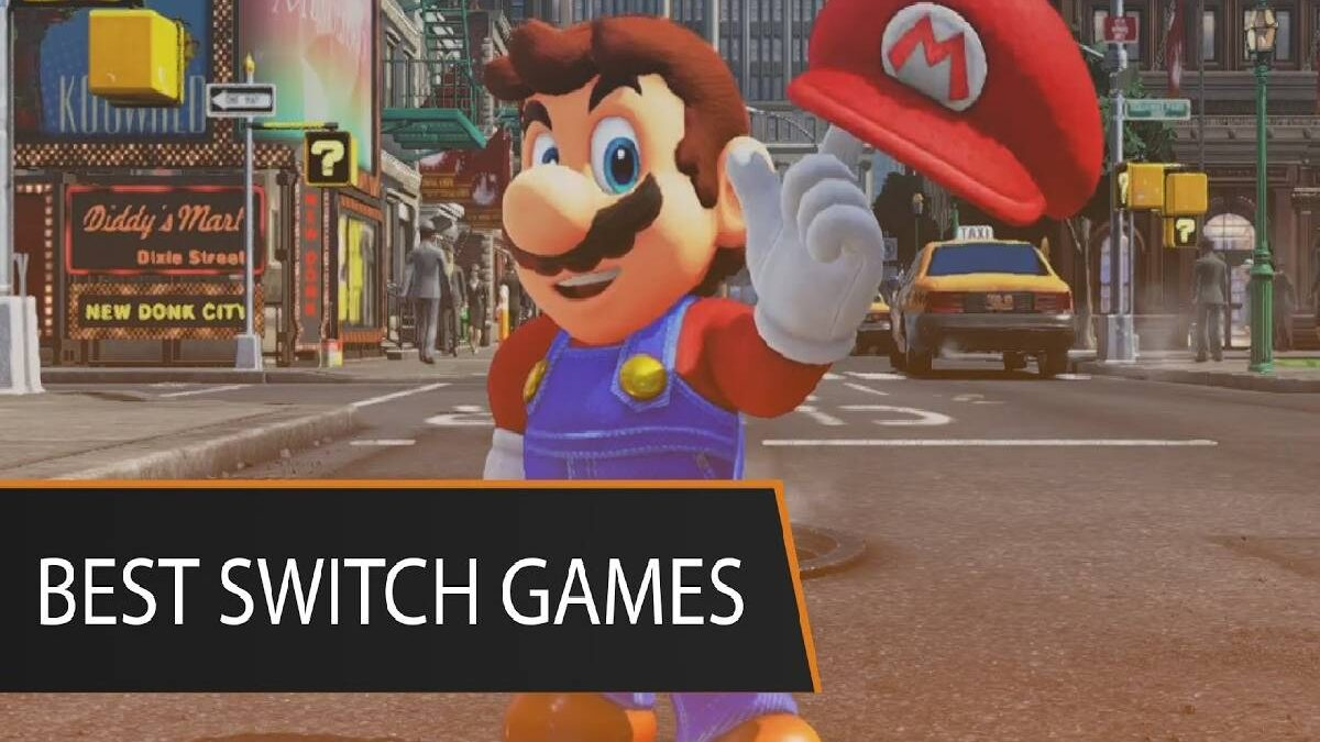 Top Switch Games – 6 Best Switch Games To Choose