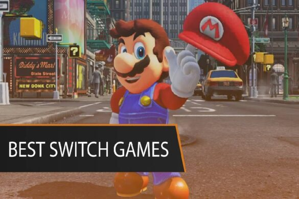 top switch games