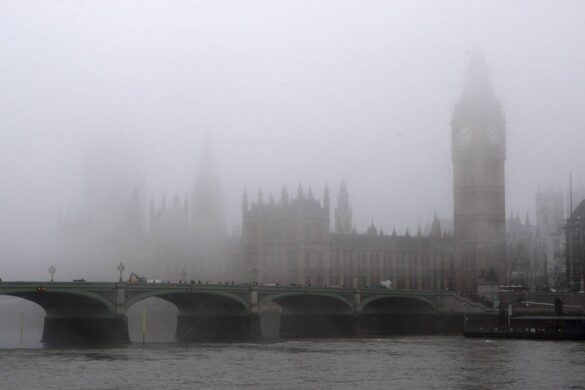 1952 london fog
