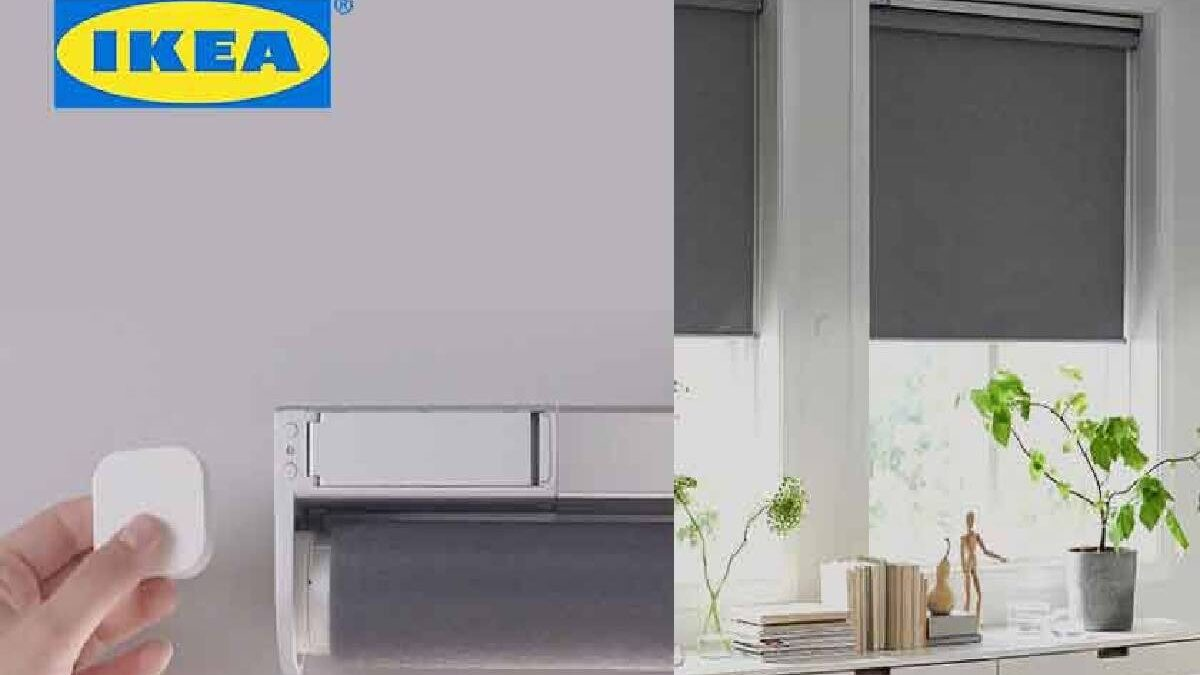 Ikea Smart Blinds – Good Material, Adding The Blinds, and More