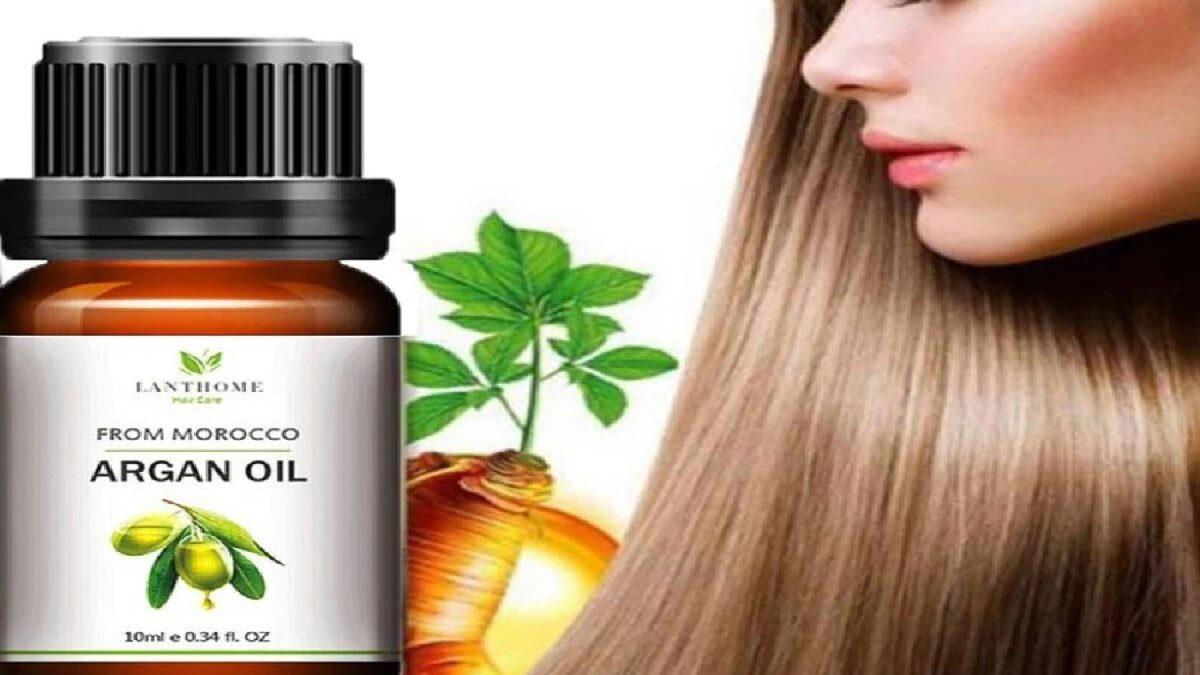 Argan Oil For Hair – 4 Benefits of Argan Oil