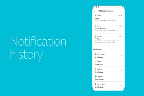 android notification history