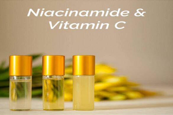 niacinamide and vitamin c