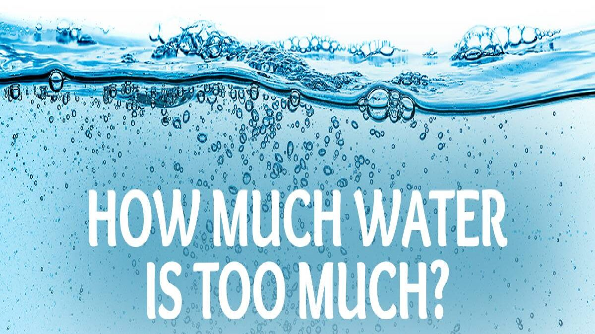 How Much Water is Too Much? – Toxicity of Water, and More