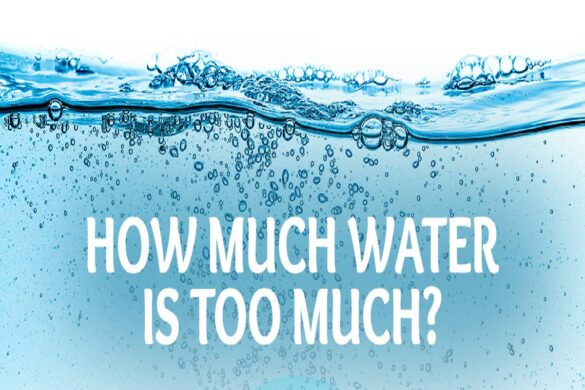 how much water is too much