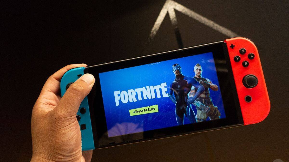 Fortnite on Switch – Improved Performance, Build, and More