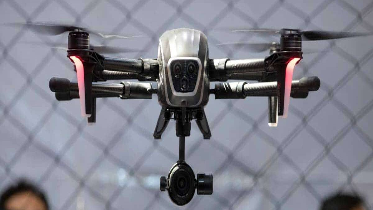 Security Drones – Business Facilities, Industrial, and More