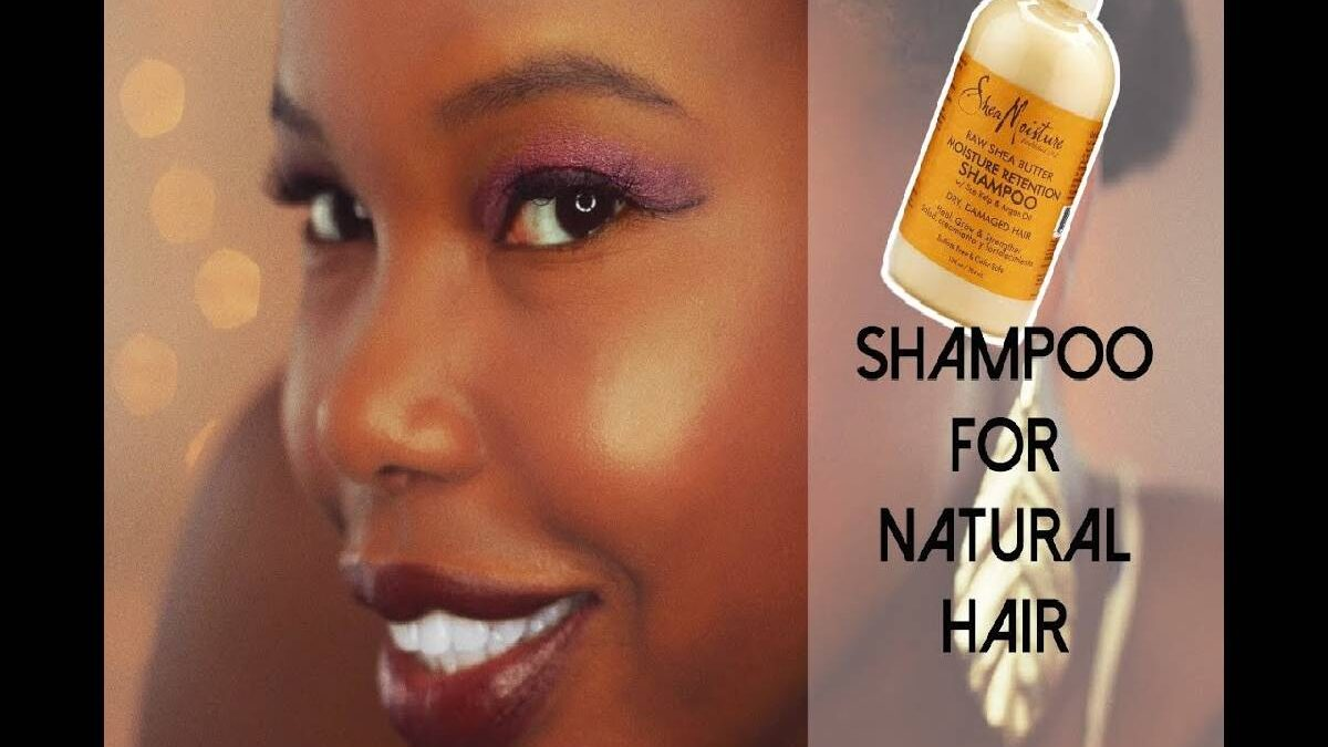 Best Shampoo for Natural Hair – 5 Best Shampoos for Natural Hair