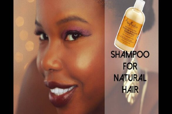 best shampoo for natural hair