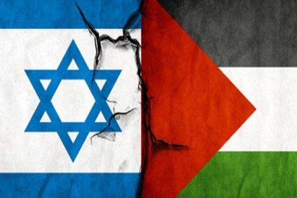 israel and palestine war